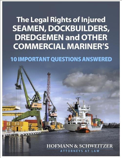 A Free Guide to Help Seamen and Other Commercial Mariners Understand Their Rights After a Maritime Accident